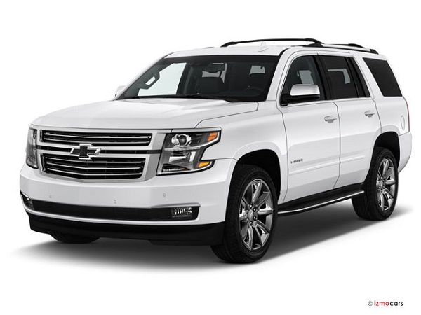 2018 Chevy Tahoe Sweepstakes