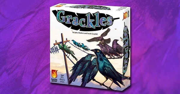 Grackles Abstract Game Sweepstakes