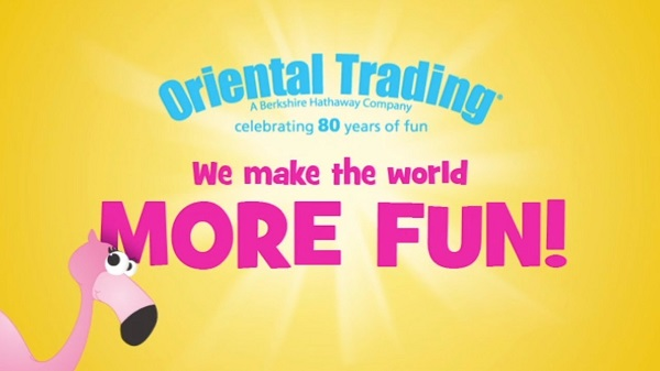 $1,000 Oriental Trading Company Gift Card Giveaway