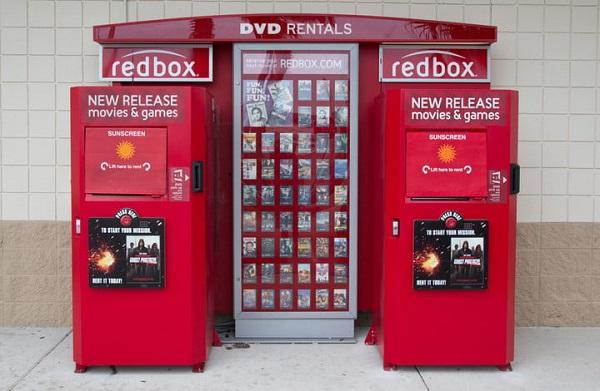 Free Redbox Blu-Ray, DVD or Game Rental (Text)