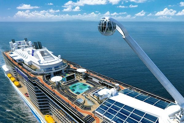 Royal Caribbean Cruise for Two Sweepstakes