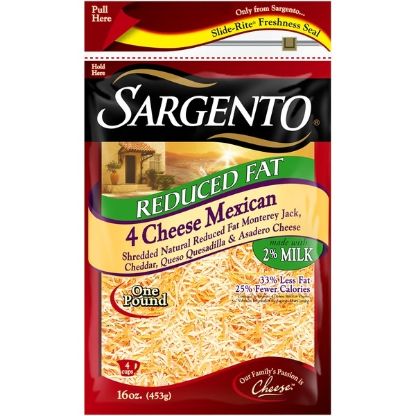 Free Sargento Shredded Cheese
