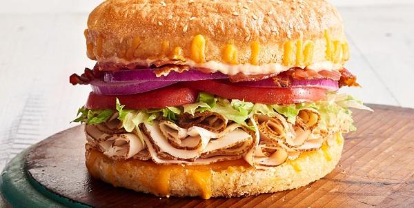 Free Schlotzsky's Sandwich