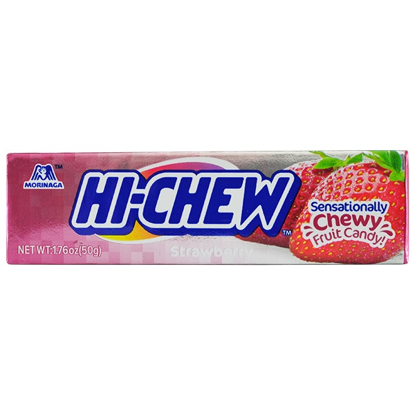 Free Hi-Chew Candy