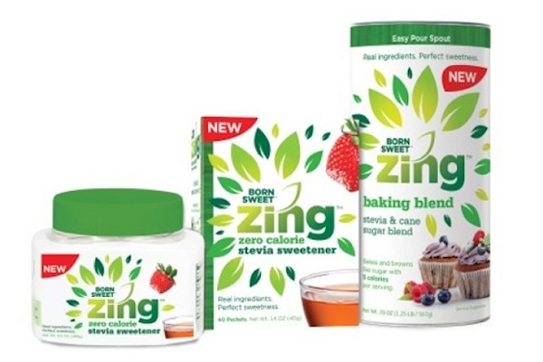 Free Born Sweet Zing Stevia Sweetener