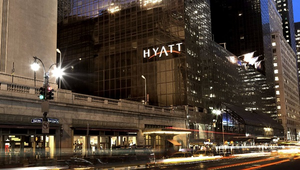 2-Night Stay For Two At Grand Hyatt New York Giveaway