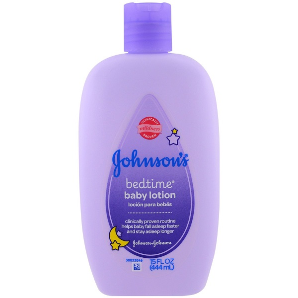 Free Sample of JOHNSON'S BED TIME Lotion at Walmart