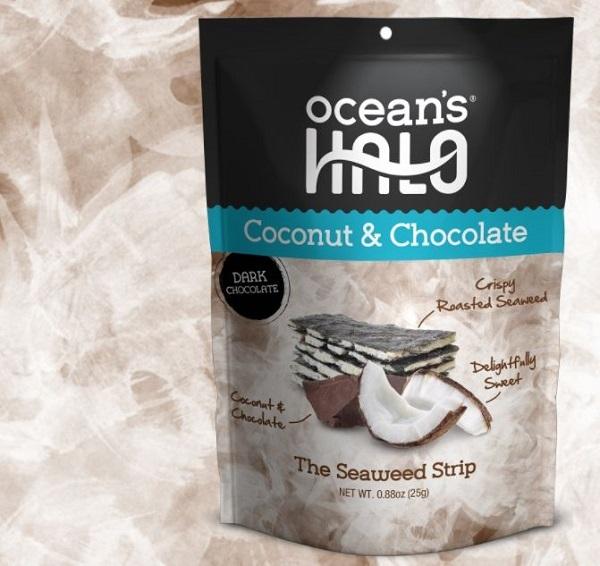 Free Ocean's Halo Seaweed Strips
