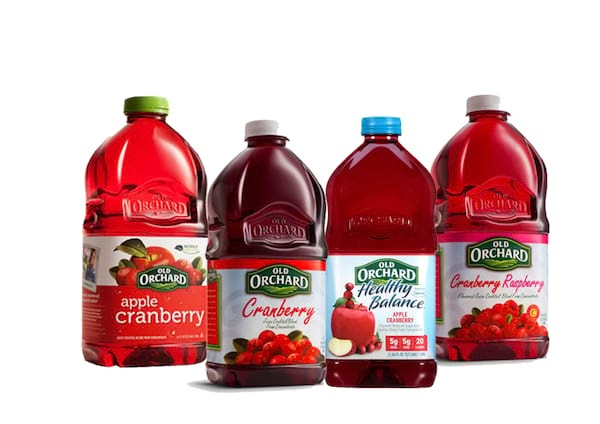 Free Old Orchard Juice