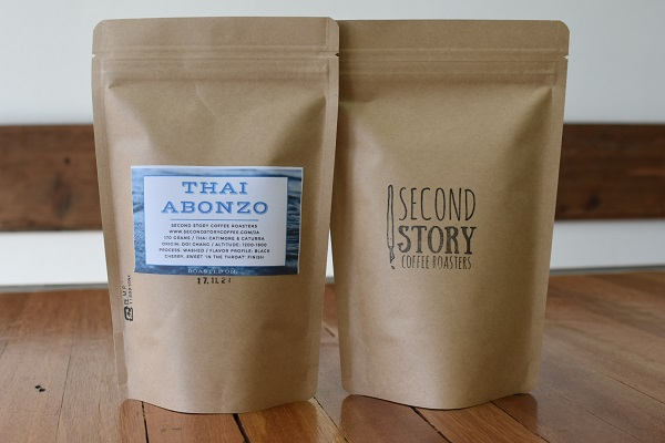 Free Sample of Second Story Coffee Roasters