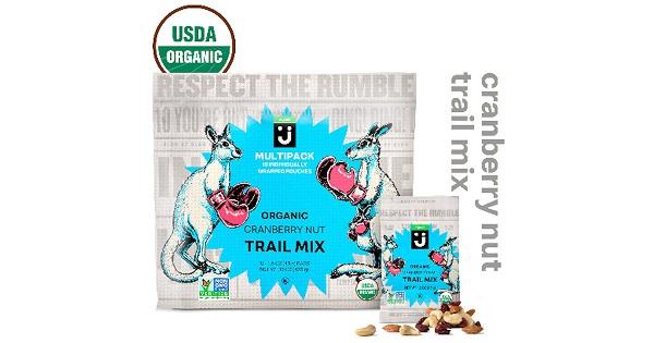 Free Uniquely J Trail Mix