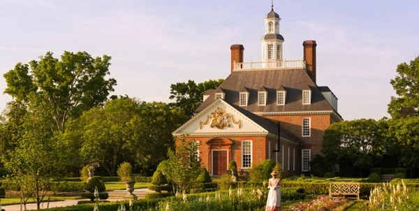 Colonial Williamsburg Giveaway