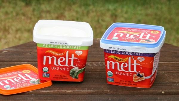 Free MELT Organic Dairy Free Butter