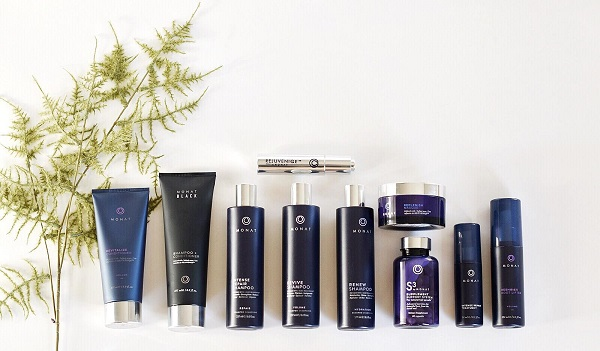 Free Sample of Monat Haircare