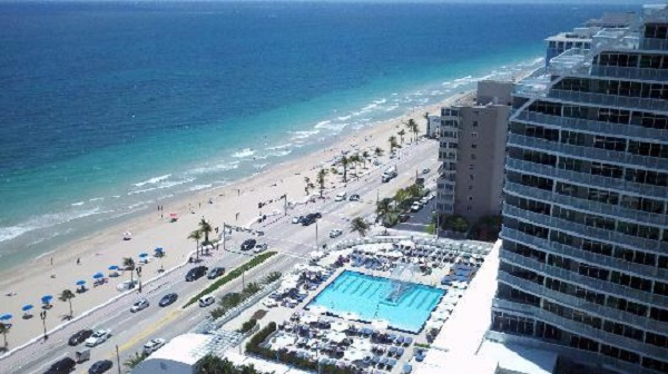 Trip for 4 to Hilton Fort Lauderdale Beach Resort Sweepstakes