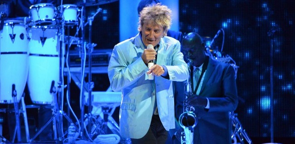 Tickets To A Rod Stewart Concert Sweepstakes