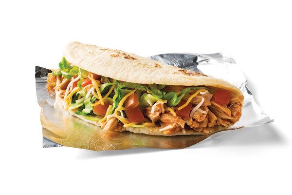 Free Shredded Chicken Taco at Taco Cabana