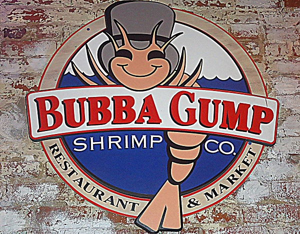 Free $25 Birthday Gift from Bubba Gump Shrimp Co.