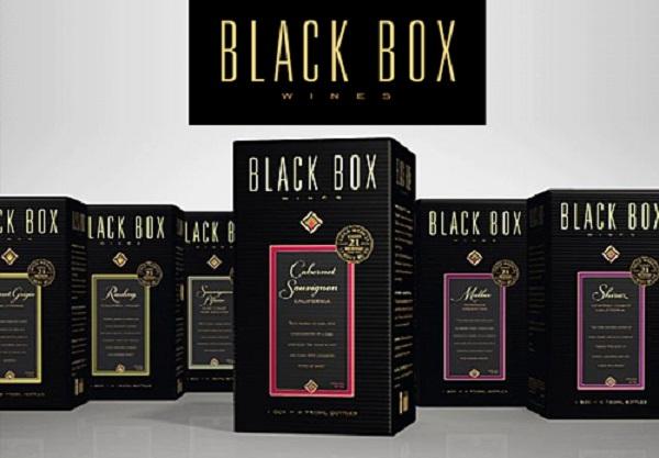 Free Black Box Wines Magnet