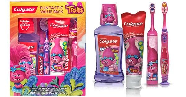 Free Colgate Kids Gift Set