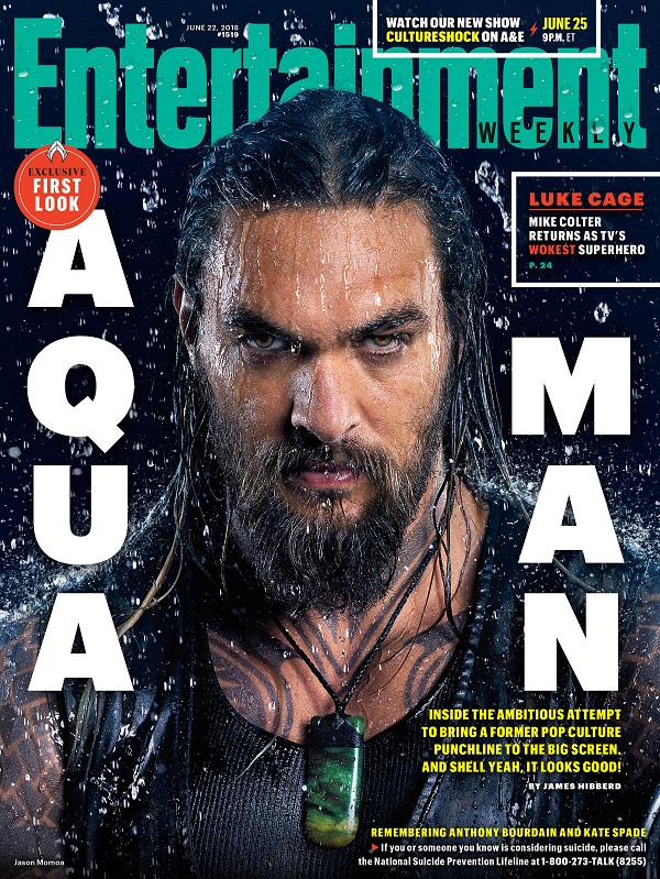 Complimentary Subscription to Entertainment Weekly