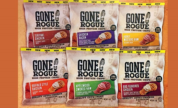 Free Sample Bag of Gone Rogue Chips