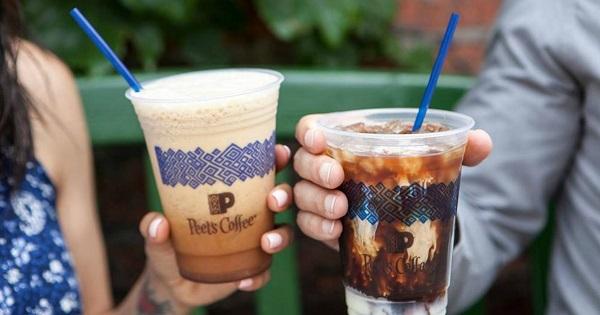 Free Peet's Coffee Beverage