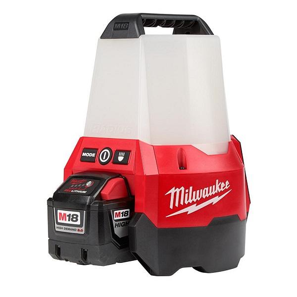 Suite of Milwaukee Lighting Equipment Sweepstakes