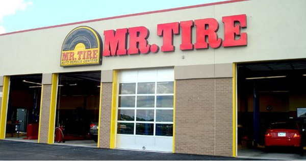 Mr. Tire – Free Monthly Tire Services