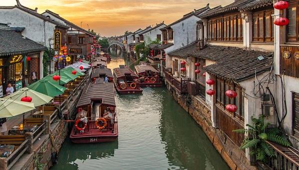 Trip To Suzhou China Sweepstakes