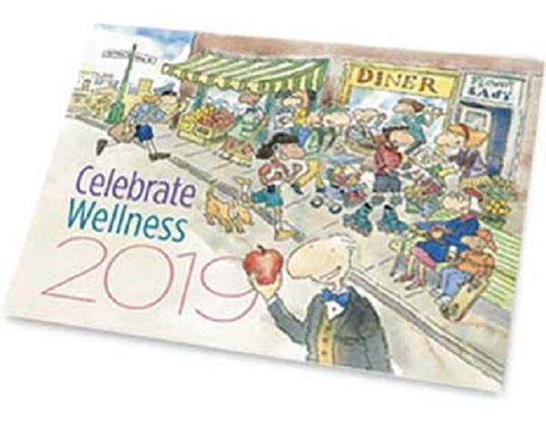 Free 2019 HOPE Health Calendar