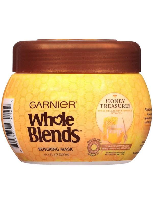 Free Sample of Garnier Honey Treasures Mask