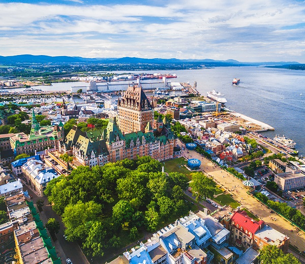 Trip for 2 to Quebec Sweepstakes