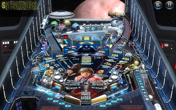 Free Star Wars Pinball 7 Game App