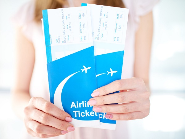 Two Airline Vouchers Giveaway