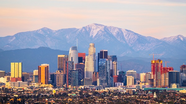 Trip for two to Los Angeles Sweepstakes