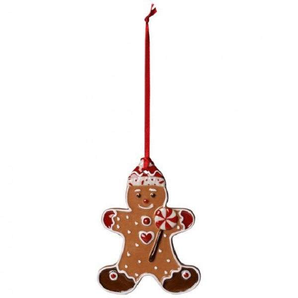 Free Gingerbread Man Ornament