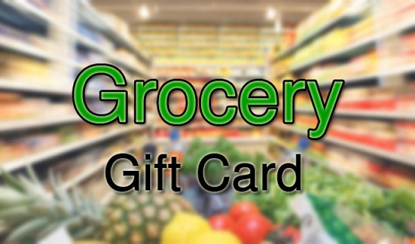 $200 Grocery Store Gift Card Sweepstakes
