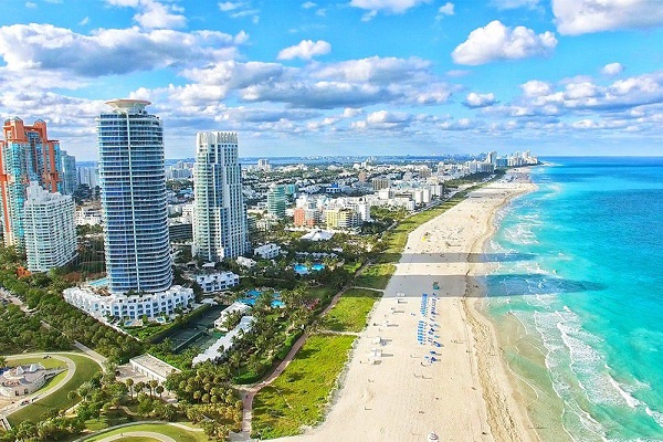 Trip for 2 to Miami Beach, Florida Giveaway