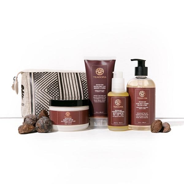 Free Teadora Skincare & Hair Products