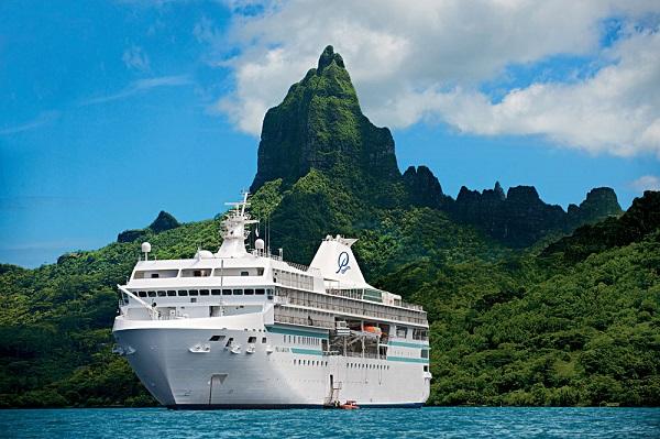 $10000 Tahiti Cruise Sweepstakes
