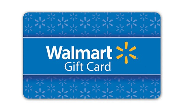 Walmart Gift Cards Giveaway