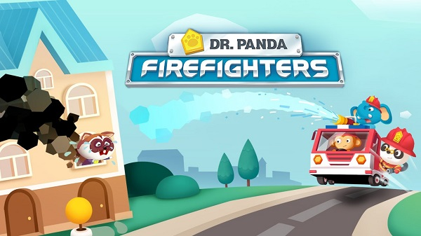 Free Dr. Panda Firefighters App
