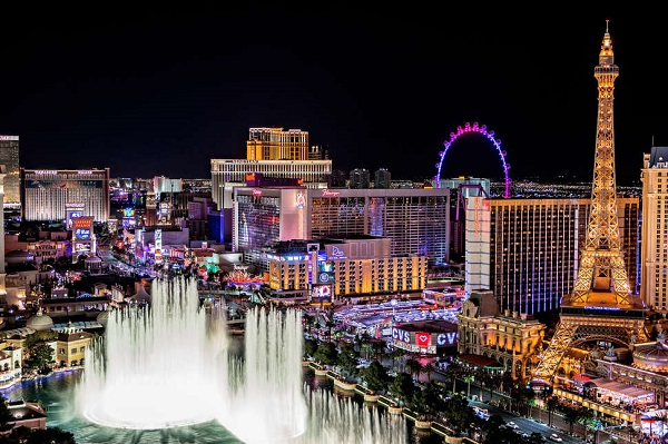 Las Vegas Trip for 2 Sweepstakes