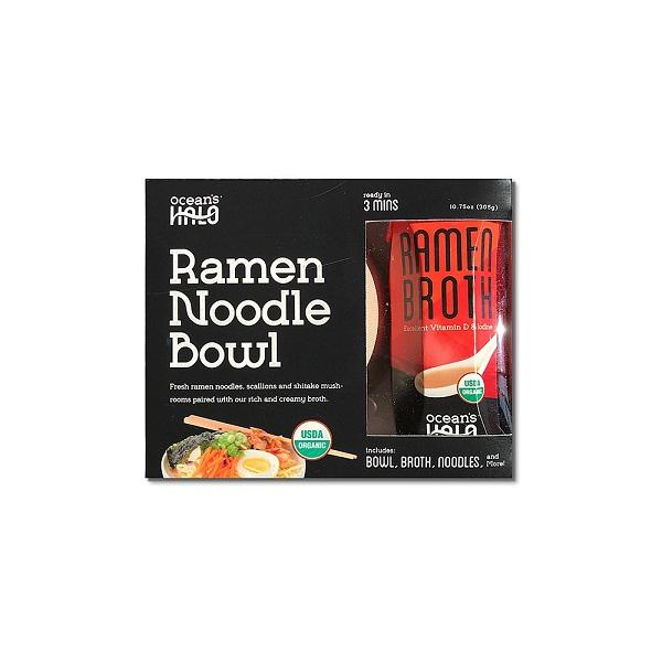Free Ocean's Halo Noodle Bowl
