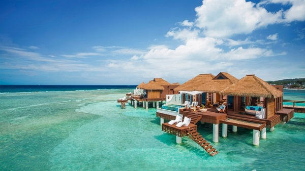 Vacation Package for 2 to Sandals Resorts Giveaway