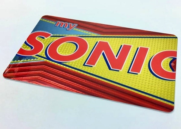 Free Sonic Gift Card Giveaway