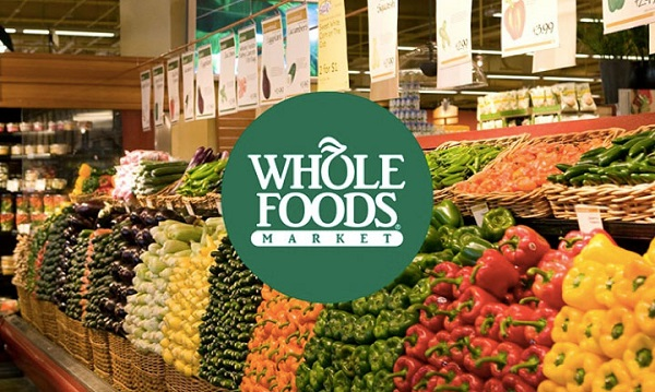 Free $20 in Food from Whole Foods Market