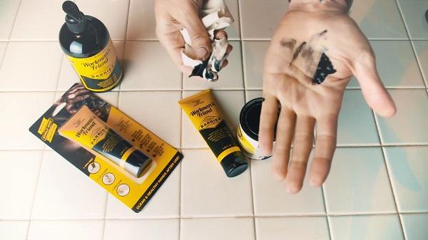 Free Workman's Friend Skin Barrier Cream!