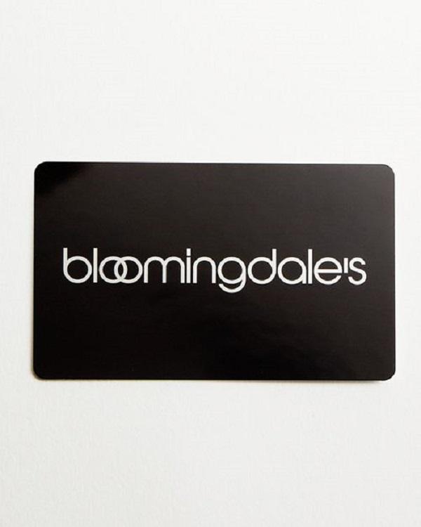 Bloomingdales Gift Card Giveaway